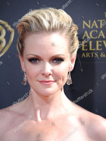 Martha Madison arrives at the 42nd annual Daytime Emmy Awards at Warner Bros. Studios, in Burbank, Calif
