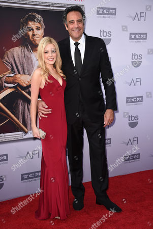 Editorial picture of 43rd AFI Lifetime Achievement Award Tribute Gala - Arrivals, Los Angeles, USA