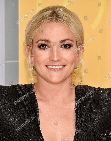 Jamie Lynn Spears attends the 50th annual CMA Awards at the Bridgestone Arena, in Nashville, Tenn