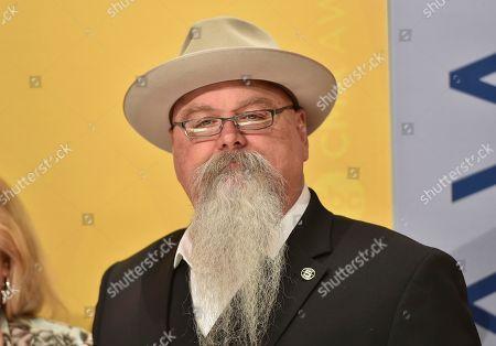 Editorial image of 50th Annual CMA Awards - Arrivals, Nashville, USA