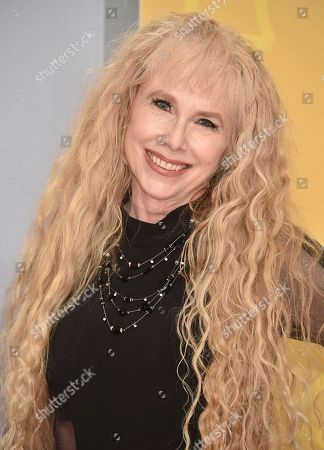 Stock Picture of Paulette Carlson arrives at the 50th annual CMA Awards at the Bridgestone Arena, in Nashville, Tenn