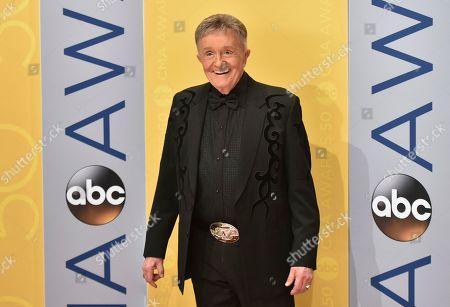 Bill Anderson arrives at the 50th annual CMA Awards at the Bridgestone Arena, in Nashville, Tenn