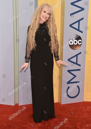 Editorial photo of 50th Annual CMA Awards - Arrivals, Nashville, USA