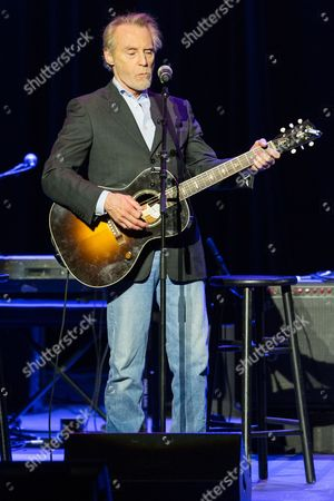 """Stock Picture of Musician J. D. Souther performs on stage during the 16th Annual GRAMMY Foundation Legacy Concert """"A Song Is Born,"""" on in Los Angeles"""