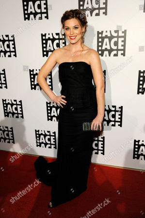 Kaitlyn Black arrives at the 64th Annual ACE Eddie Awards,, in Beverly Hills, Calif