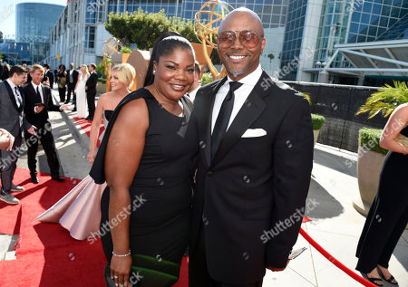 Editorial photo of 67th Primetime Emmy Awards - Limo Drop Off, Los Angeles, USA