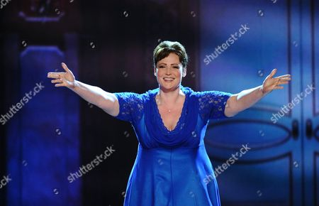 Lisa Howard from the cast of It Shoulda Been You performs at the 69th annual Tony Awards at Radio City Music Hall, in New York