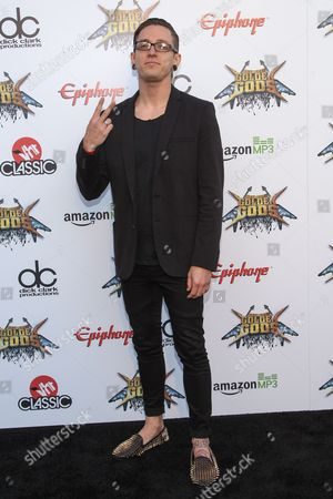 Editorial picture of 6th Annual Revolver Golden Gods Awards - Arrivals, Los Angeles, USA