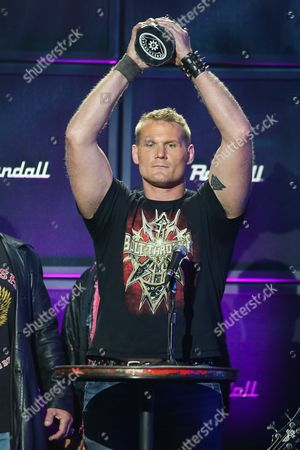 Editorial photo of 6th Annual Revolver Golden Gods Awards - Show, Los Angeles, USA