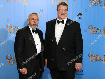 Editorial photo of 70th Golden Globe Awards - Press Room, Beverly Hills, USA