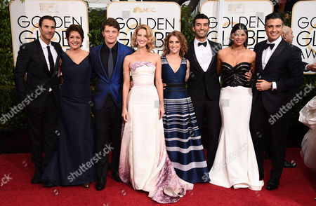 Editorial photo of 72nd Annual Golden Globe Awards - Arrivals, Beverly Hills, USA