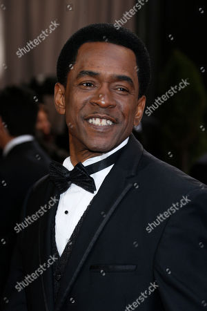 Stock Photo of Dwight Henry arrives at the 85th Academy Awards at the Dolby Theatre, in Los Angeles