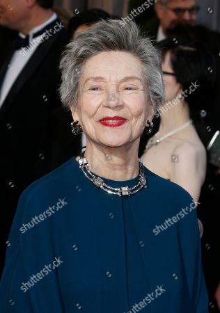 Actress Emmanuelle Riva arrives at the Oscars at the Dolby Theatre, in Los Angeles