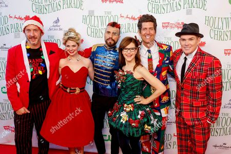 Editorial image of 85th Annual Hollywood Christmas Parade, Los Angeles, USA