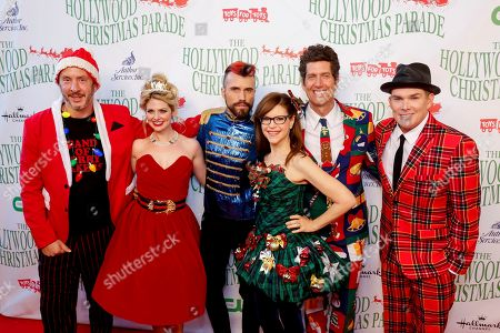 Editorial picture of 85th Annual Hollywood Christmas Parade, Los Angeles, USA