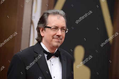 Bob Nelson arrives at the Oscars, at the Dolby Theatre in Los Angeles