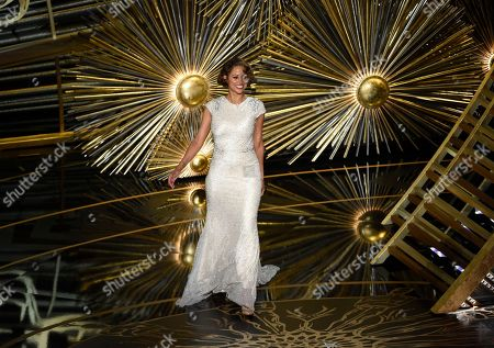 Stock Photo of Stacey Dash at the Oscars, at the Dolby Theatre in Los Angeles