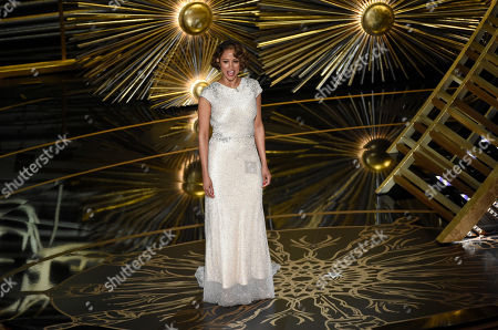 Stacey Dash at the Oscars, at the Dolby Theatre in Los Angeles