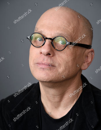 David Lang poses for a portrait at the 88th Academy Awards Nominees Luncheon at The Beverly Hilton hotel, in Beverly Hills, Calif