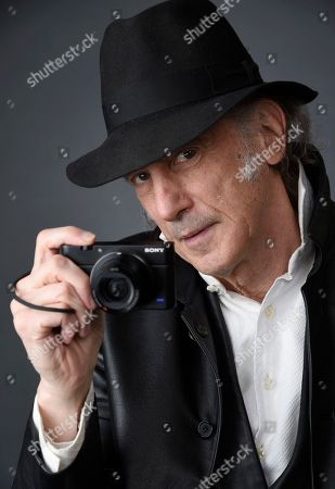 Cinematographer Edward Lachman poses for a portrait at the 88th Academy Awards Nominees Luncheon at The Beverly Hilton hotel, in Beverly Hills, Calif