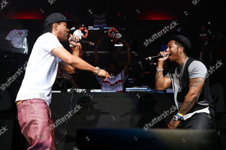 Editorial photo of 93.5 KDAY Presents Krush Groove, Inglewood, USA