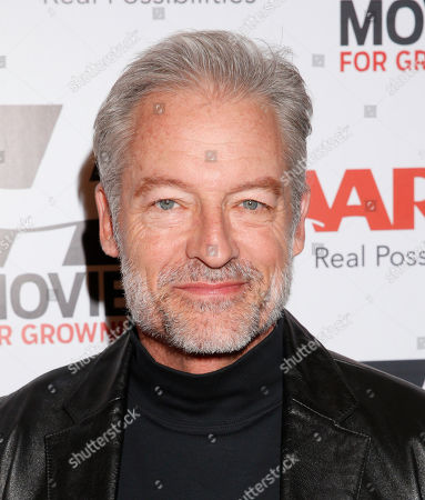Perry King attends AARP The Magazine's 12th Annual Movies for Grownups Awards at The Peninsula Hotel on in Beverly Hills, California