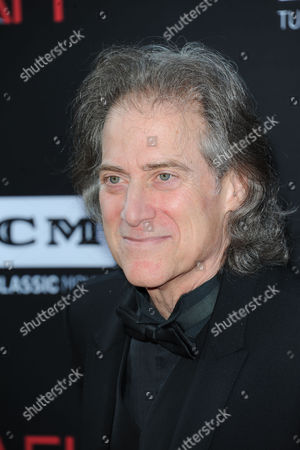 Joyce Lapinsky Richard Lewis arrives at the American Film Institute's 41st Lifetime Achievement Gala at the Dolby Theatre on Thursday, June6, 2013 in Los Angeles