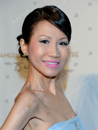 Chiu-Ti Jansen attends the American Ballet Theatre 2014 Opening Night Fall Gala at Lincoln Center on in New York