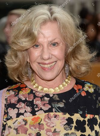 Erica Jong attends the American Ballet Theatre's 75th Anniversary Diamond Jubilee Spring Gala at Metropolitan Opera House, in New York