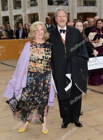 Editorial photo of American Ballet Theatre 75th Anniversary Diamond Jubilee Spring Gala, New York, USA