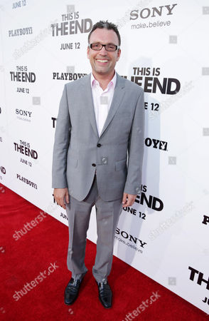 Composer Henry Jackman at Columbia Pictures 'This is The End' Premiere on Monday, June, 3, 2013 in Los Angeles