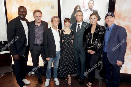 """Editorial picture of Columbia Pictures Presents in Association with Imagine Entertainment the Special Red Carpet Screening of """"Inferno"""", Los Angeles, USA"""