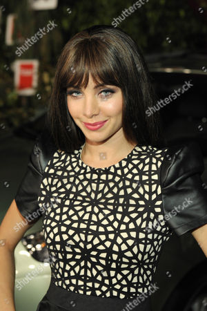 Ksenia Solo attends Hyundai and Skybound's 'The Walking Dead' 10th Anniversary Celebration Event, on in San Diego, Calif