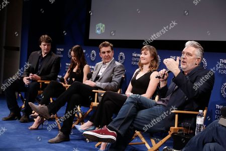 Editorial image of Comic-Con HQ Winter Series Showcase, Beverly Hills, USA