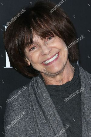 Stock Picture of Valerie Harper arrives at the ELLE Women in Comedy Event at Hyde Sunset, in Los Angeles
