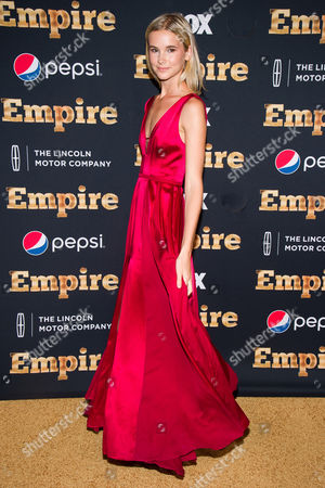 "Stock Picture of Taylor Kraemer attends the ""Empire"" season two premiere on in New York"
