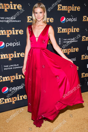 "Taylor Kraemer attends the ""Empire"" season two premiere on in New York"