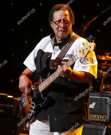 Billy Cox performs during the Experience Hendrix Tour at Mesa Arts Center on in Mesa, Arizona