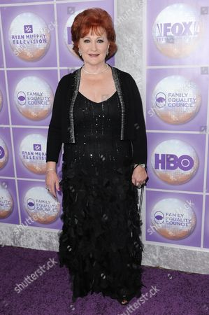 Ann Walker arrives at the Family Equality Council Los Angeles Awards Dinner held at the Beverly Hilton, in Beverly Hills, Calif