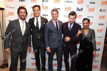 "Editorial photo of Focus Features' ""LOVING"" Premiere at the 2016 TIFF, Toronto, Canada"
