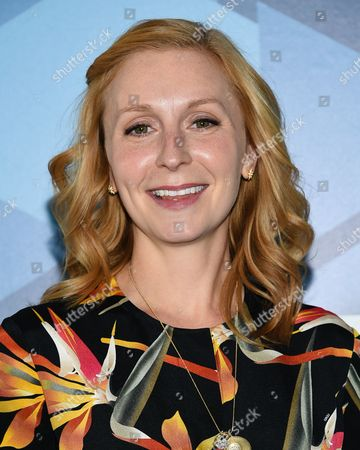 Christina Tosi attends the FOX Networks 2016 Upfront Presentation Party at Wollman Rink in Central Park, in New York