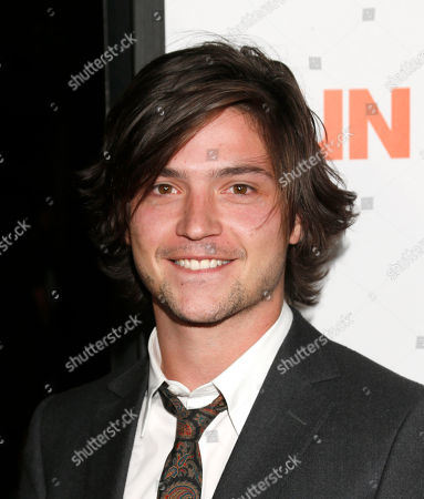 "Thomas McDonell attends the ""Fun Size"" Los Angeles Premiere at Paramount Studios on in Los Angeles, California"