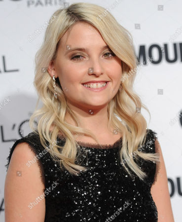 """Writer Erin Merryn attends Glamour Magazine's 22nd annual """"Women of the Year Awards"""" at Carnegie Hall on in New York"""