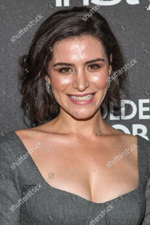Editorial picture of HFPA celebrates the 2014 Golden Globes Award Season - Arrivals, West Hollywood, USA