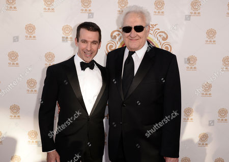 Editorial photo of Huading Film Awards - Arrivals, Hollywood, USA