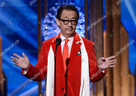 Editorial photo of Huading Film Awards - Show, Hollywood, USA