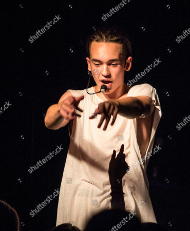 Editorial picture of Jake Miller: Dazed & Confused Tour - , Atlanta, USA