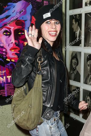 """Stock Image of Fairuza Balk attends the LA Premiere of """"Antibirth"""" held at Cinefamily, in Los Angeles"""