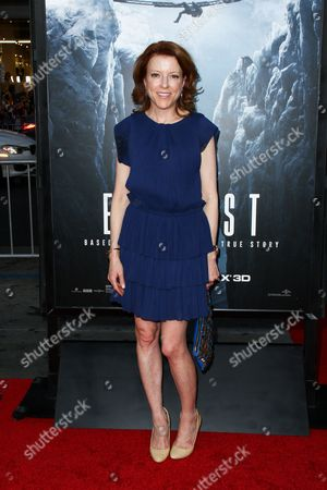 "Editorial image of LA Premiere of ""Everest"" - Arrivals, Los Angeles, USA"