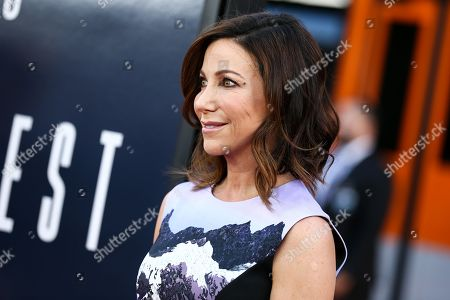 """Stock Image of Alison Levine attends the LA Premiere of """"Everest"""" held at the TCL Chinese Theatre IMAX, in Los Angeles"""